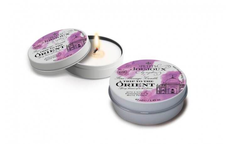 Petits JouJoux Massage Candle Orient - Magic Men Australia, Petits JouJoux Massage Candle Orient, Candles
