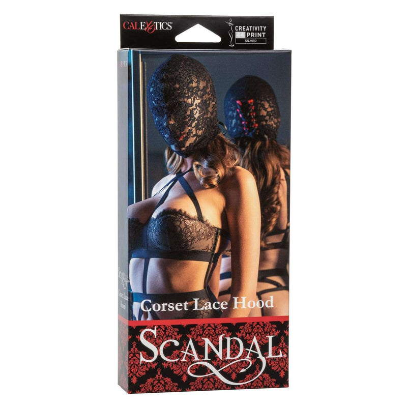 Scandal Corset Lace Hood - Magic Men Australia