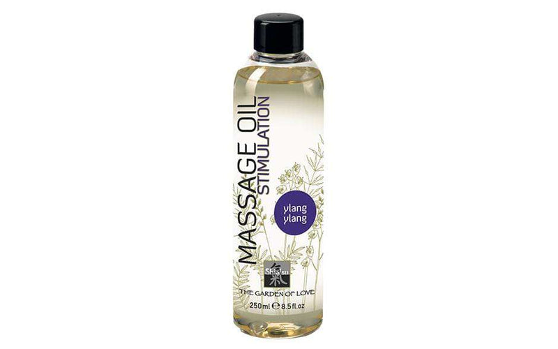 Shiatsu Massage Oil Ylang Ylang 250ml - Magic Men Australia