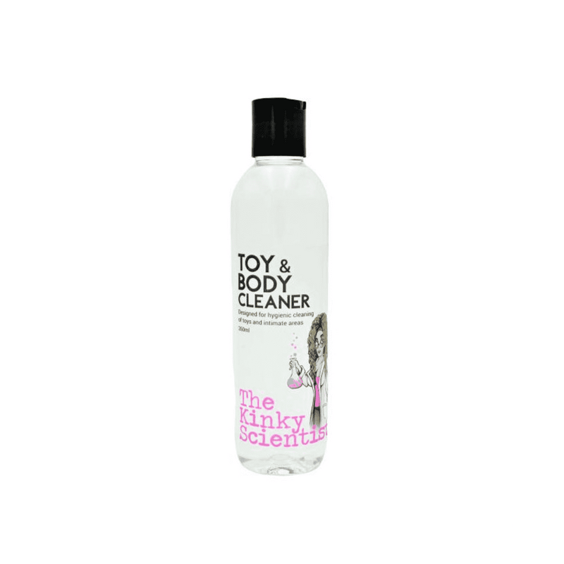 The Kinky Scientist Toy & Body Cleaner 260ML - Magic Men Australia, The Kinky Scientist Toy & Body Cleaner 260ML, Cleaners