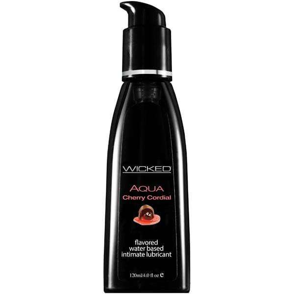Wicked Aqua Cherry Cordial Lubricant - Magic Men Australia