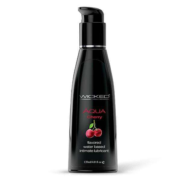 Wicked Aqua Cherry Lubricant - Magic Men Australia
