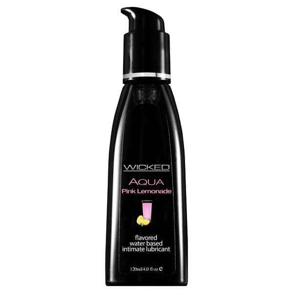 Wicked Aqua Pink Lemonade Lubricant - Magic Men Australia