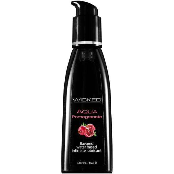 Wicked Aqua Pomegranate Lubricant - Magic Men Australia