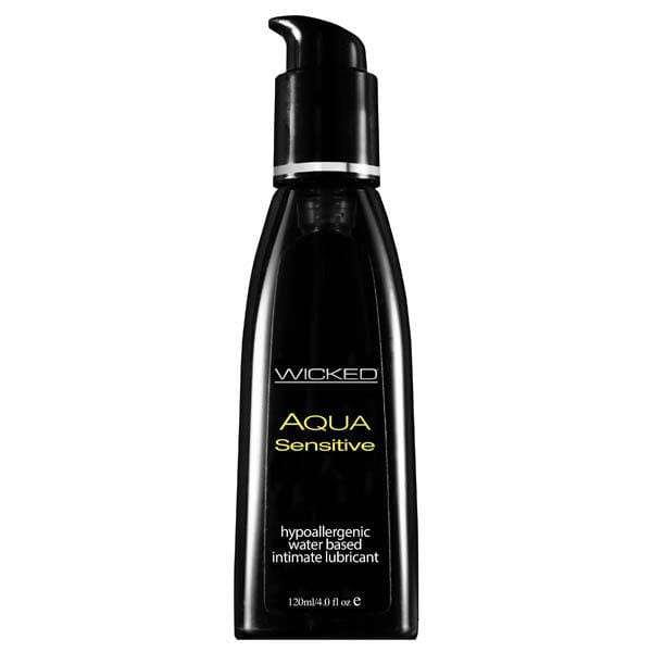 Wicked Aqua Sensitive Lubricant - Magic Men Australia