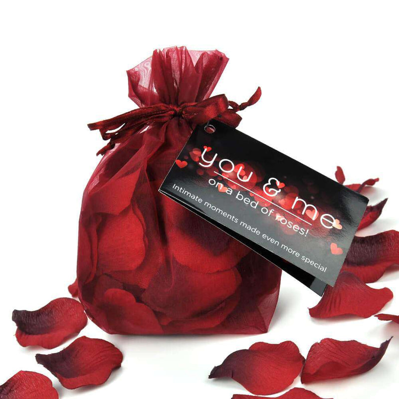 You & Me Re-usable Fabric Rose Petals - Magic Men Australia, You & Me Re-usable Fabric Rose Petals, BATH AND BODY