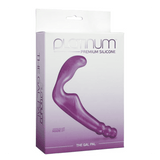 Doc Johnson Platinum Silicone The Gal Pal, Purple - Magic Men Australia, Doc Johnson Platinum Silicone The Gal Pal, Purple, Clit Stimulators