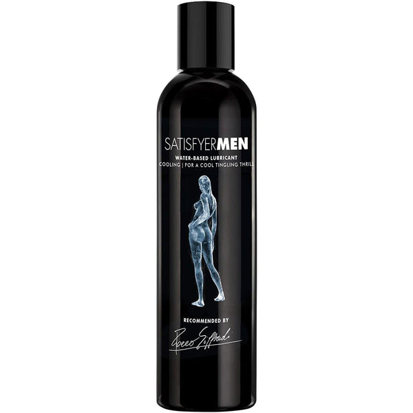 Buy Satisfyer Men Cooling Lubricant - Water Based Lube Online