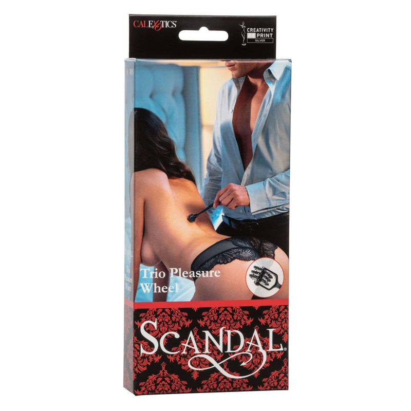 Scandal Trio Pleasure Wheel - Magic Men Australia, Scandal Trio Pleasure Wheel, Bondage