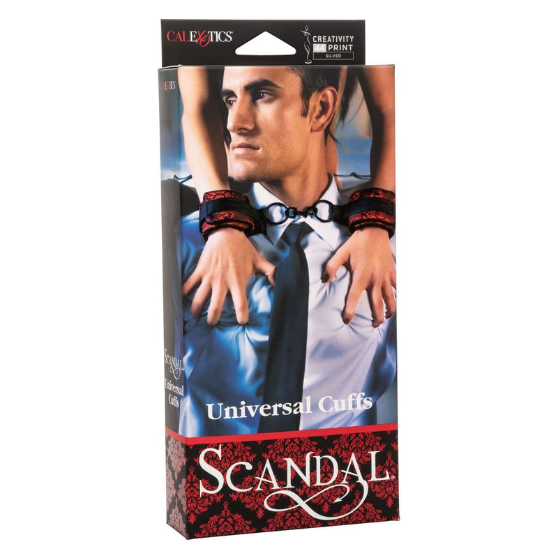 Scandal Universal Cuffs - Magic Men Australia, Scandal Universal Cuffs, Bondage; sex toys; sex toy; best sex toys; using sex toys; new sex toys; sex toys for guys; sex toy review; buy sex toys; top sex toys; cool sex toys