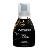 Wicked Foam 'n Fresh - Sex Toy Cleaner - Magic Men Australia