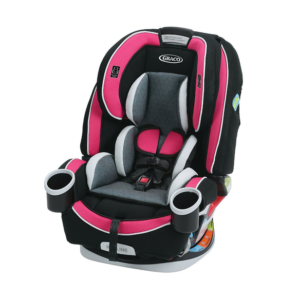 Graco 4Ever Car Seat, Pink