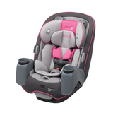 Safety 1st Grow and Go Sprint 3-in-1 Convertible Car Seat - Pink / Grey