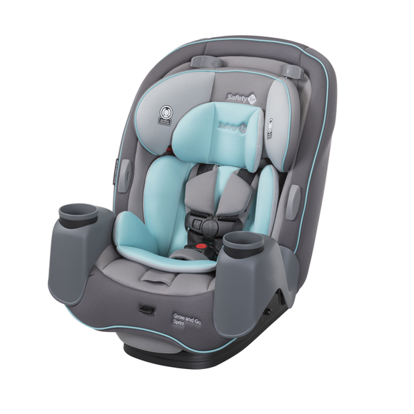 Safety 1st Grow and Go Sprint 3-in-1 Convertible Car Seat - Grey / Blue