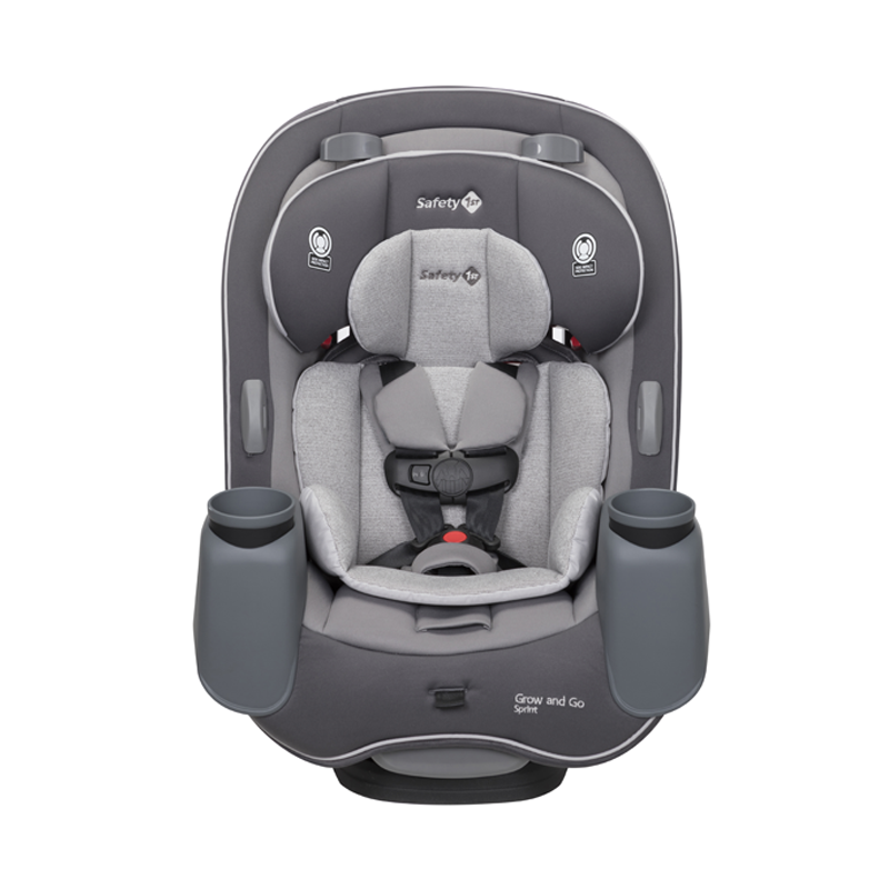 Safety 1st Grow and Go Sprint 3-in-1 Convertible Car Seat - Grey / Dark Grey