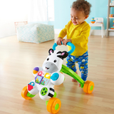 "Fisher-Price ""Learn with Me"" Zebra Walker"