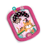 Bright Starts Tummy Time Activity Prop Mat, Wild Whimsy
