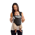 Evenflo Infant Soft Baby Carrier, Creamsicle