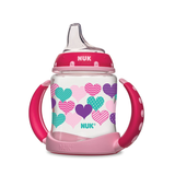 Nuk Fashion Hearts Learner Cup, 5-Ounce