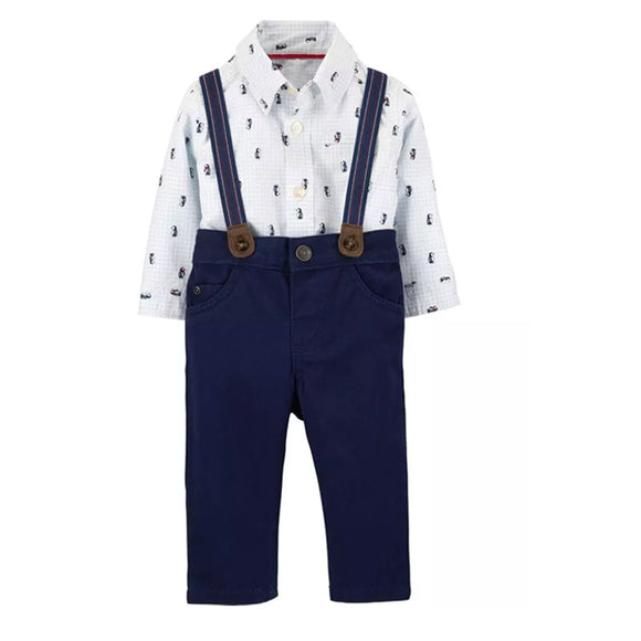 Carter's Boys 3-pc Dress Me Up set