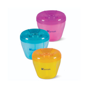 First Essentials Formula Dispenser / Snack Cup (Assorted Colors)