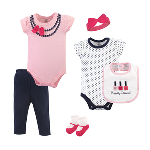 Little Treasure Girls 6-pc Essential set, Perfectly Polished