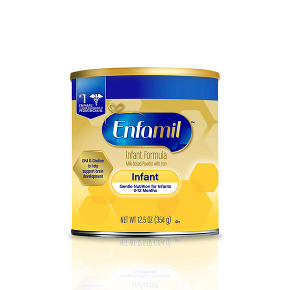Enfamil Premium Infant Formula Powder (0-12 months), Assorted Sizes