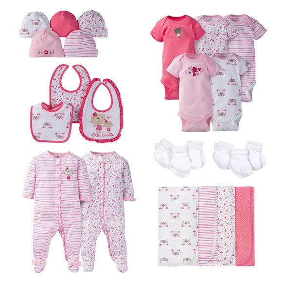 Gerber Girls 25-pc