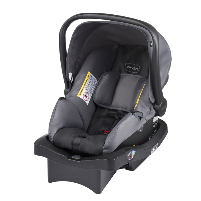 Evenflo Folio Travel System, Gray