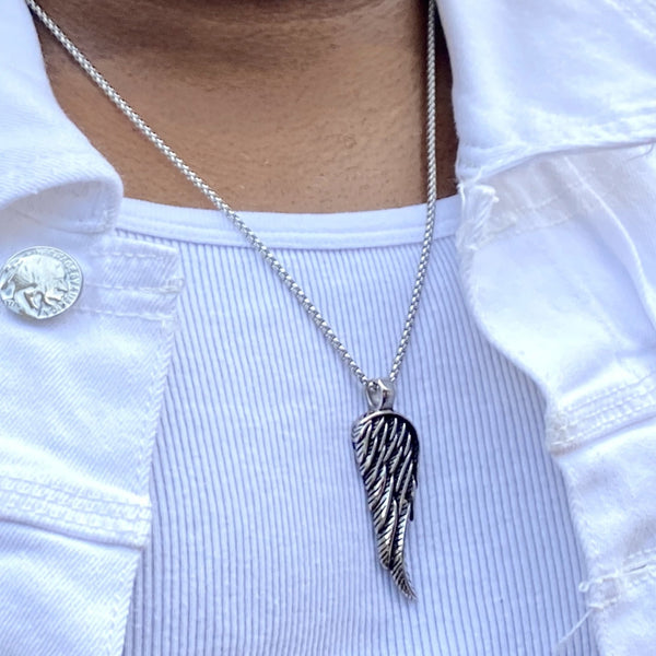 HEAVEN 360 PENDANT NECKLACE