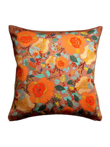 Roseate Cushion - Old Rose