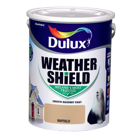 Dulux Weathershield Hayfield 5L