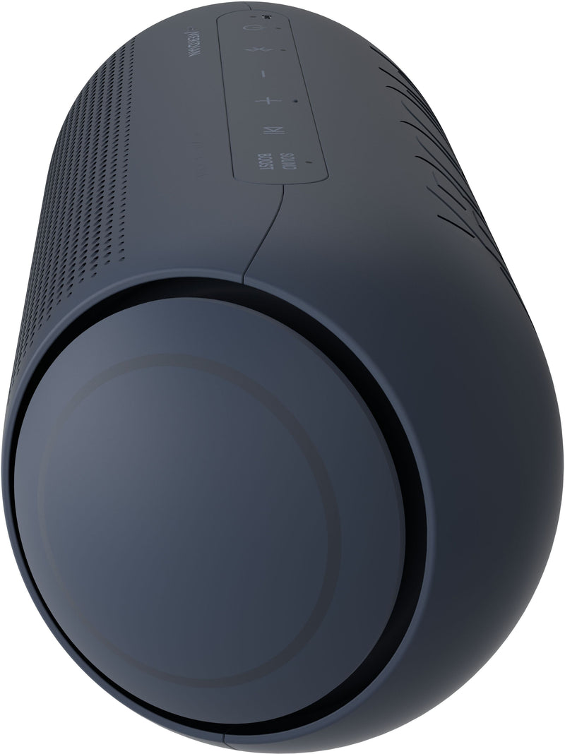 XBOOM, PL5, Bluetooth Speaker, batterie jusqu'à 18h, Black