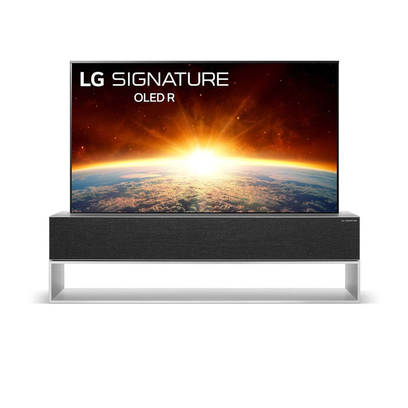LG OLED 65RX 4K Smart TV 2020 Rollable
