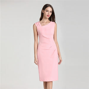 Casual Bodycon Office Dress