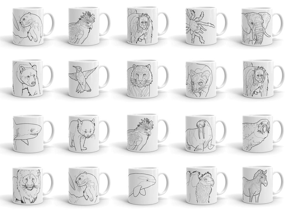 28 New Mug Designs! | OddGoods