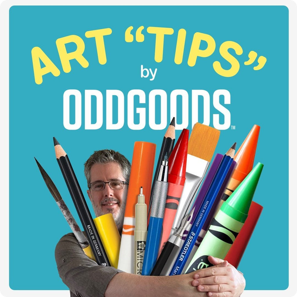 "Art ""Tips"" by OddGoods 