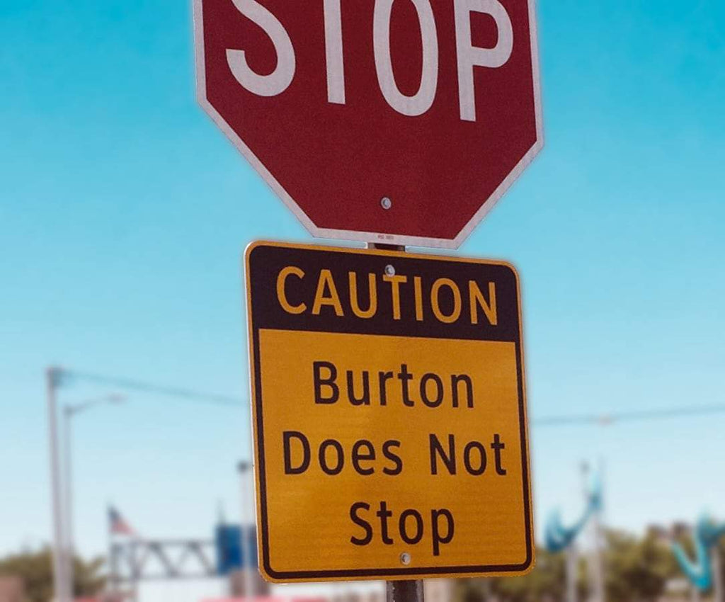 Burton Does Not Stop: Sneaking A Peek At 2021 | OddGoods