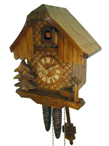 August Schwer© 1-Day Cuckoo Clock Chalet