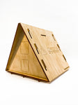 A-frame Piggy Bank