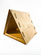 A-frame Bird House