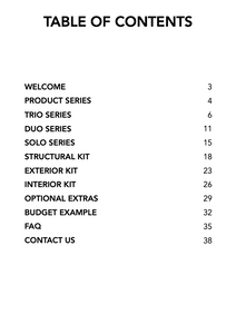 Avrame Product Catalog Metric