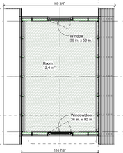 Load image into Gallery viewer, DIY A-frame plans (imperial, inches)