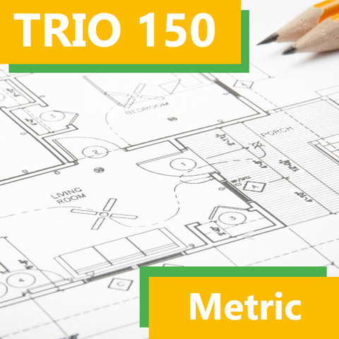 TRIO 150 Plan Set - Metric