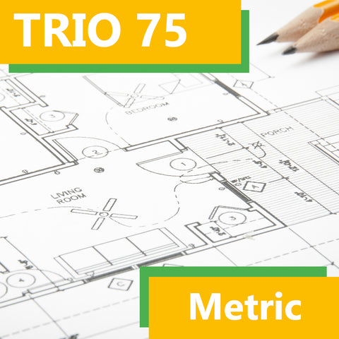 TRIO 75 Plan Set - Metric