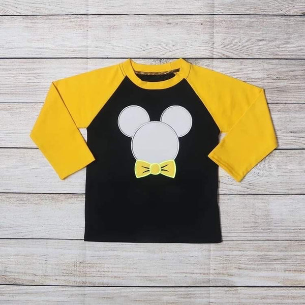 Boy Character shirt