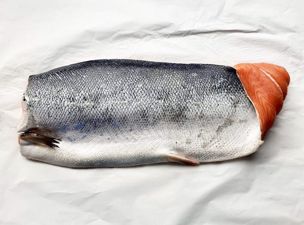 FRESH SALMON ONE SIDE