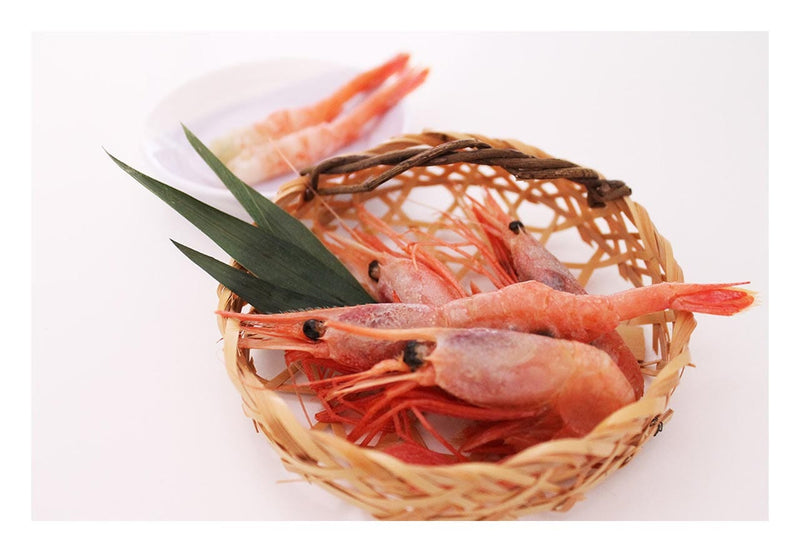 Amaebi WHOLE Sweet Prawn