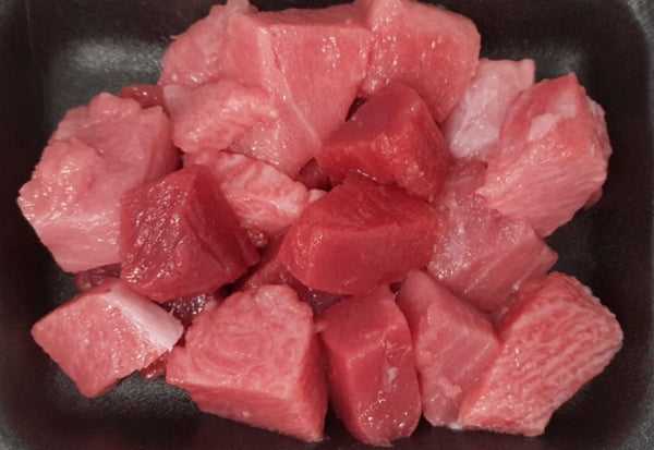 Diced Bluefin Tuna Honmaguro