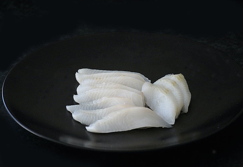 Sliced Halibut